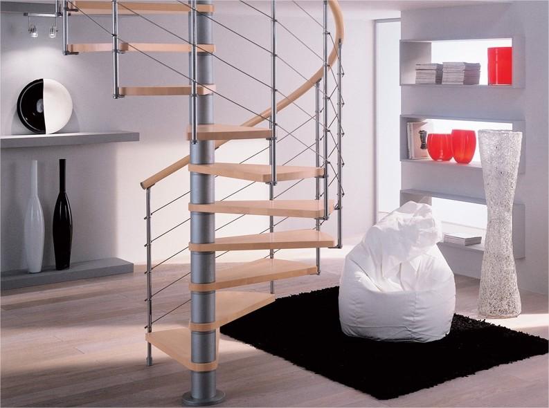 Scale a chiocciola rintal a torino per arredare case moderne for Rintal scale prezzi