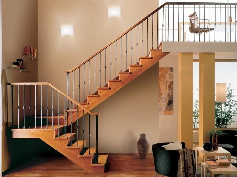 Scale per interni rintal a torino misure colori ed - Scale di casa ...
