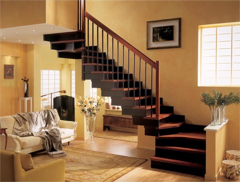 Scale per interni rintal a torino misure colori ed - Scale per casa ...